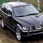 BMW X5 2004 года выпуска слабые места
