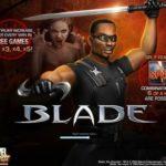 Новый Игровой автомат Blade